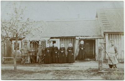Image from object titled Siostra Antonia Sikora w służbie bliźniemu na froncie