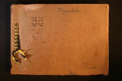 Image from object titled Julian Kenda - Slovenec v enotah avstro-ogrskega letalstva
