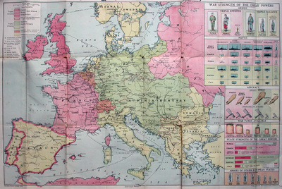 Image from object titled Daily Mail War Map