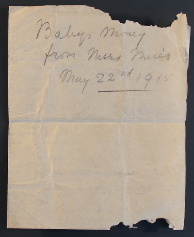 Image from object titled Samuel Bodger, gunner RGA