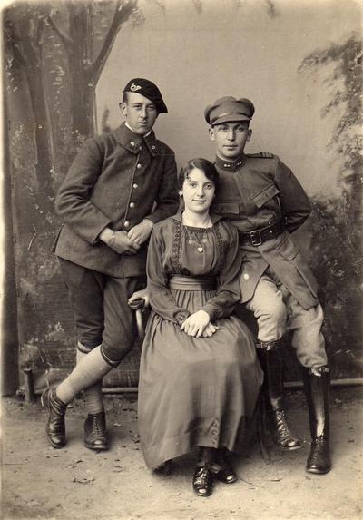 Image from object titled Le nom d'un soldat portugais
