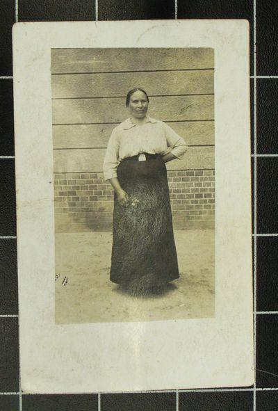 Image from object titled Berta Grieswald schreibt über die Kriegsgefangenschaft ihres Sohnes Hermann