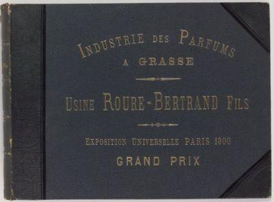 Image from object titled Industrie des Parfums à Grasse. Usine Roure-Bertrand fils : Exposition universelle Paris 1900. Grand Prix