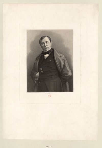Image from object titled Émile de Girardin : [estampe]