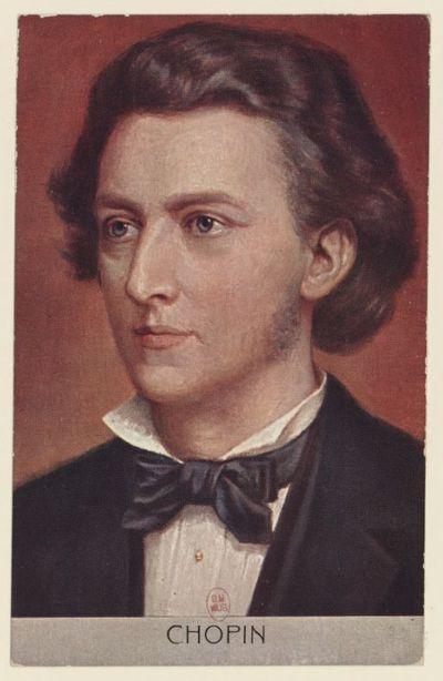 Image from object titled Frédéric Chopin / d'après le portrait de P. Schick (1873)