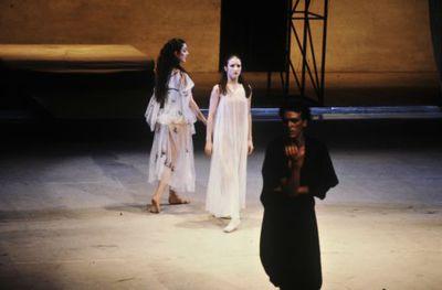 Image from object titled [Othello. Chorégraphie de John Neumeier : photographies / Daniel Cande]