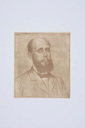 Portret mr. S. Muller Fz.