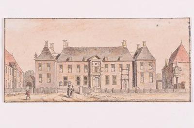 Huis Bathinge te Dwingeloo