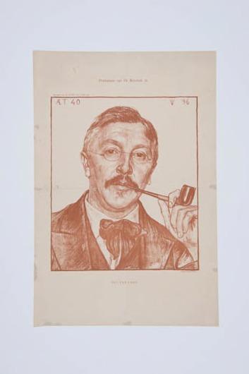 Portret Jac. van Looy