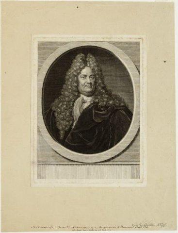 1 portret: gravure; 225 x 168 mm 0367; NL-HlmNHA_587_000367_K; Provinciale Atlas - Portretten NL-HlmNHA_587_000367_K