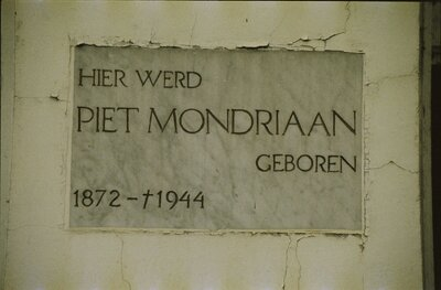 Image from object titled 'Piet Mondriaan 1872 - 1944'