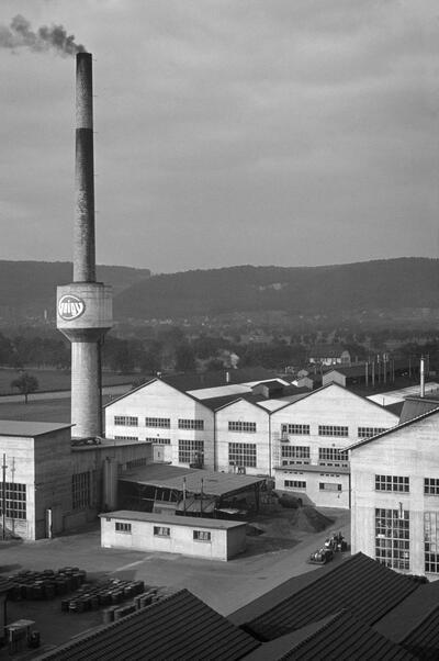 Image from object titled Fotografie | Basel, Geigy-Werk