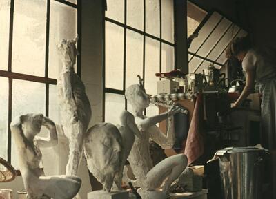Image from object titled Fotografie   Atelier Fritz Bürgin