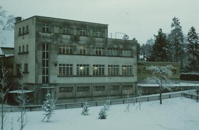 Image from object titled Fotografie | Liestal, Mühlematt, ehemals Prometheus Elektrogerätefabrik