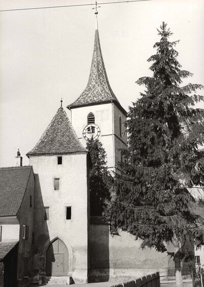 Image from object titled Fotografie | Kirche St. Arbogast
