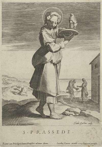Heilige Praxedis; S. Prassede