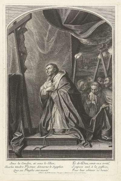 Heilige Carolus Borromeüs