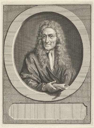 Portret van Lambert Bidloo