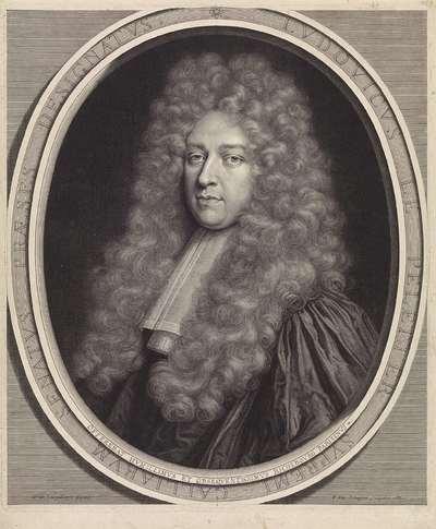 Portret van Louis (II) Urbain Le Peletier de Rosanbo, president van het Parlement in Parijs