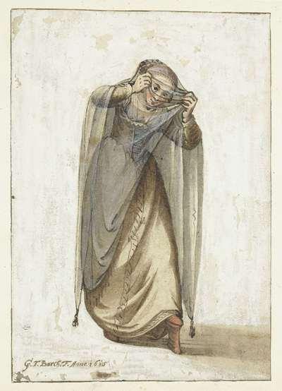 Venetiaanse courtisane