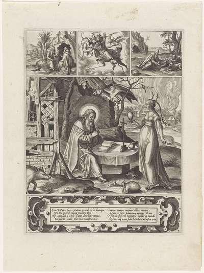 Verzoeking van de H. Antonius
