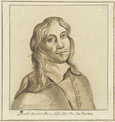 Portret van Jacob van der Does