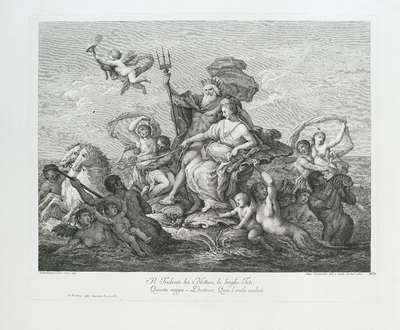 Neptunus en Thetis