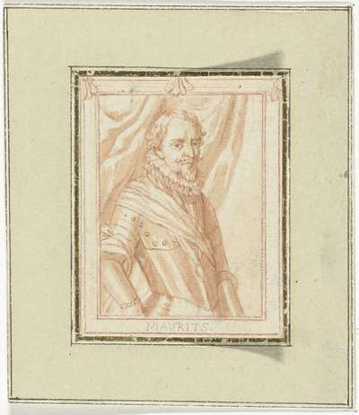 Portret van prins Maurits
