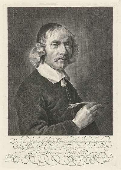 Portret van Jean de la Chambre
