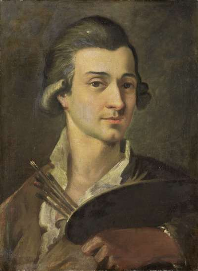 Image from object titled Portrait of a Painter
