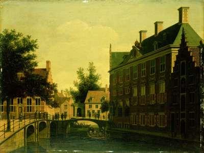 Image from object titled The Oude Zijds Herenlogement (Gentlemen's Hotel) in Amsterdam