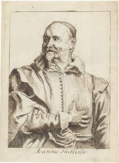 Portret van Jan Snellinck