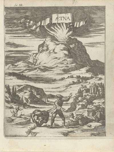 Vulkaanuitbarsting; Aetna