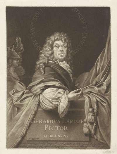 Zelfportret van Gerard de Lairesse