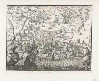 Zeeslag voor Cadiz, 1596