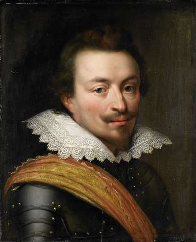 Image from object titled Portrait of Jan the Younger, Count of Nassau-Siegen (Count John VIII of Nassau-Siegen)