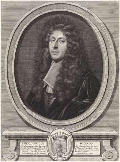 Portret van Thierry Bignon