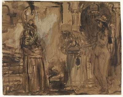 Image from object titled Slavenhandelaar