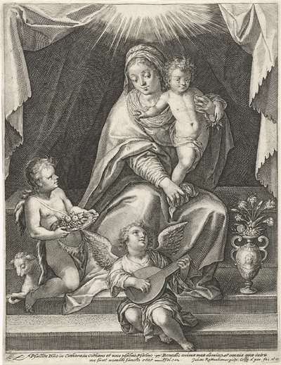 Maria met het Christuskind
