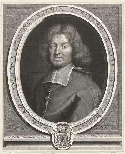 Portret van Mathurin Savary; Mathieu Savary