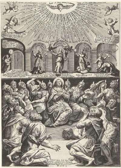 Uitstorting van de Heilige Geest