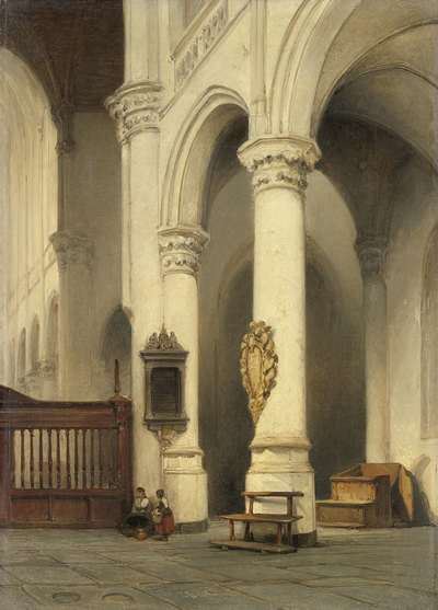 Image from object titled Church Interior
