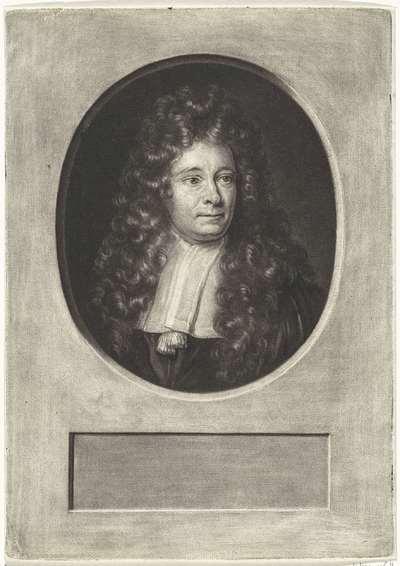 Portret van Steven Blankaart
