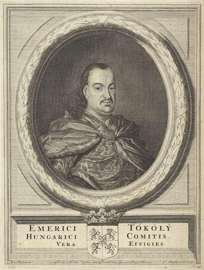 Portret van Imre Thököly