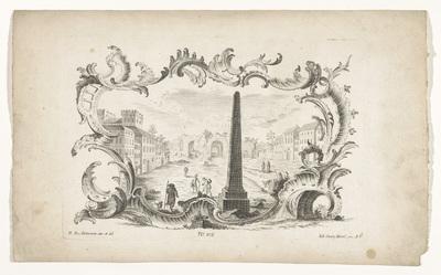 Image from object titled Ex libris van P. Jansen