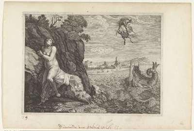 Perseus en Andromeda; Metamorfosen van Ovidius