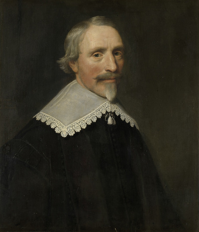 Image from object titled Portrait of Jacob Cats, Grand Pensionary of Holland and West-Friesland and Poet