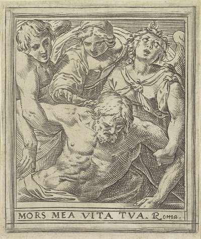 Corpus Christi; Mors mea vita tua; Kleine heiligen; Santini