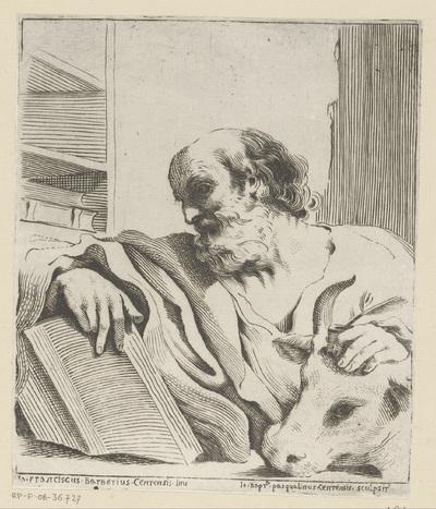 Lucas de evangelist; Vier evangelisten