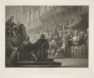 Toespraak van Lodewijk XVI; The memorable address of Lewis the Sixteenth at the bar of the National Convention